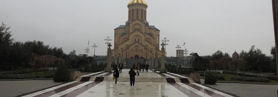 Beyond Tbilisi, Georgia's capital