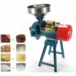Feed & Flour Mill Grinder Electric Dry Grinder