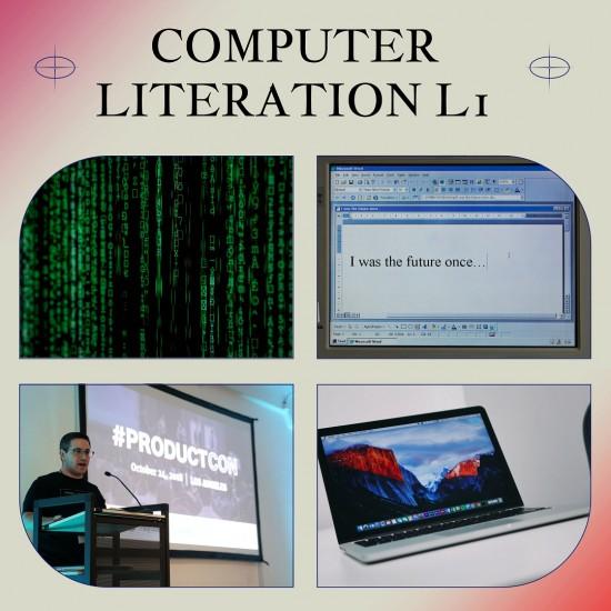 Computer Literation