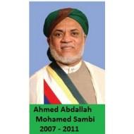 Ahmed Abdallah Mohamed Sambi