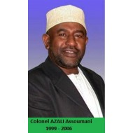 Colonel Azali Assoumane