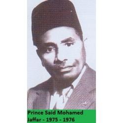 Prince Said Mohamed Jaffar