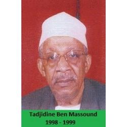 Tadjidine Ben Massound