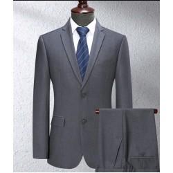 Gold Key suit. Grey.