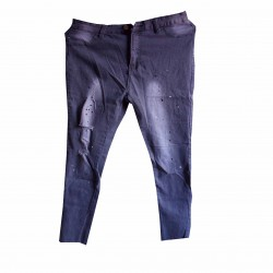 Jean for Woman Gray