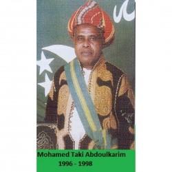 President MOHAMED TAKI - TAKI Program
